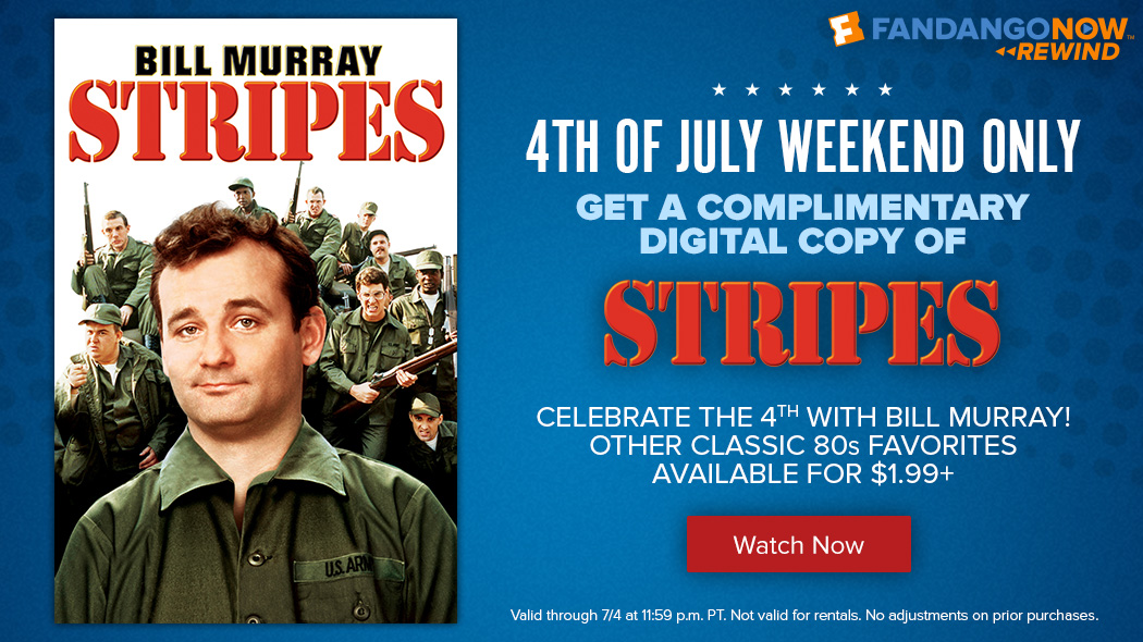 Stripes [Complimentary Copy - This Weekend Only!]