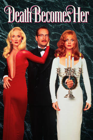 Image result for death becomes her movie cover""