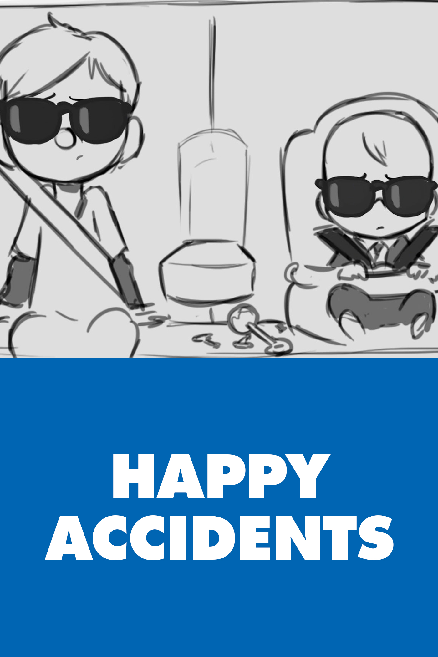 Happy Accidents: The Deleted Scenes of The Boss Baby