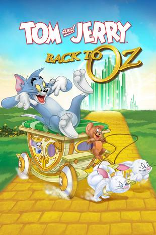 Tom and Jerry: Back to Oz | Buy, Rent or Watch on FandangoNOW