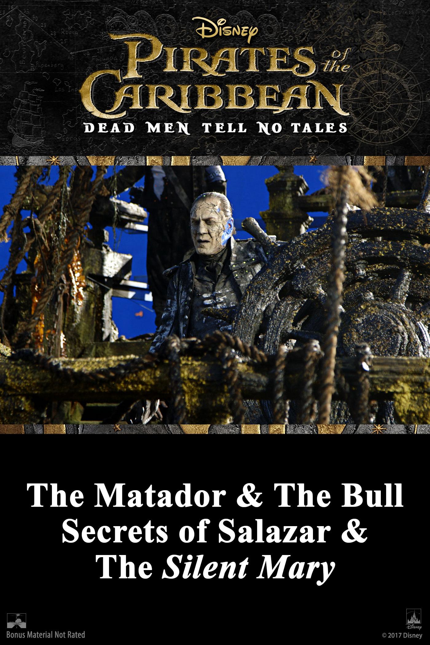 The Matador & The Bull: Secrets of Salazar & The Silent Mary