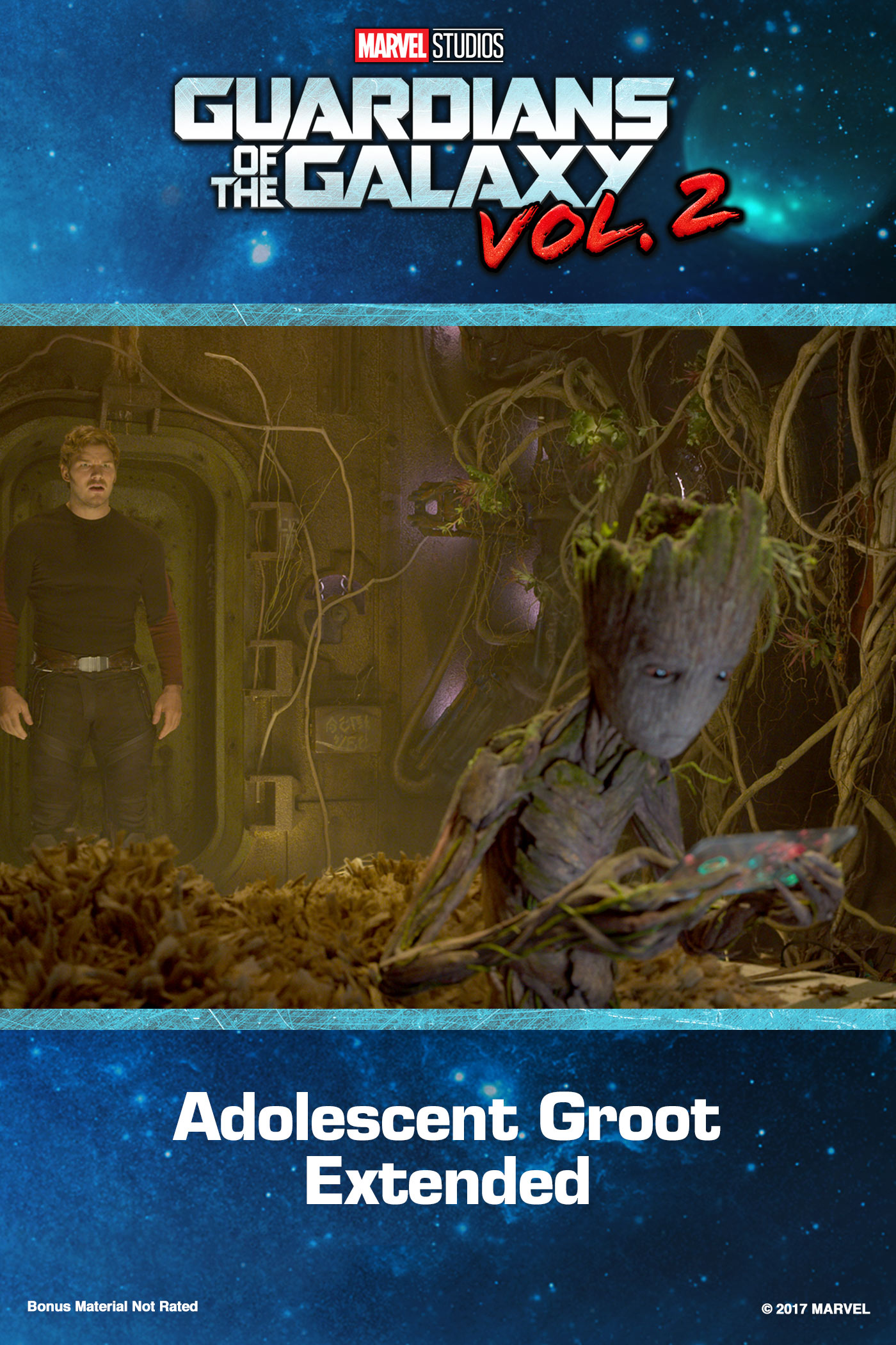 Adolescent Groot Extended