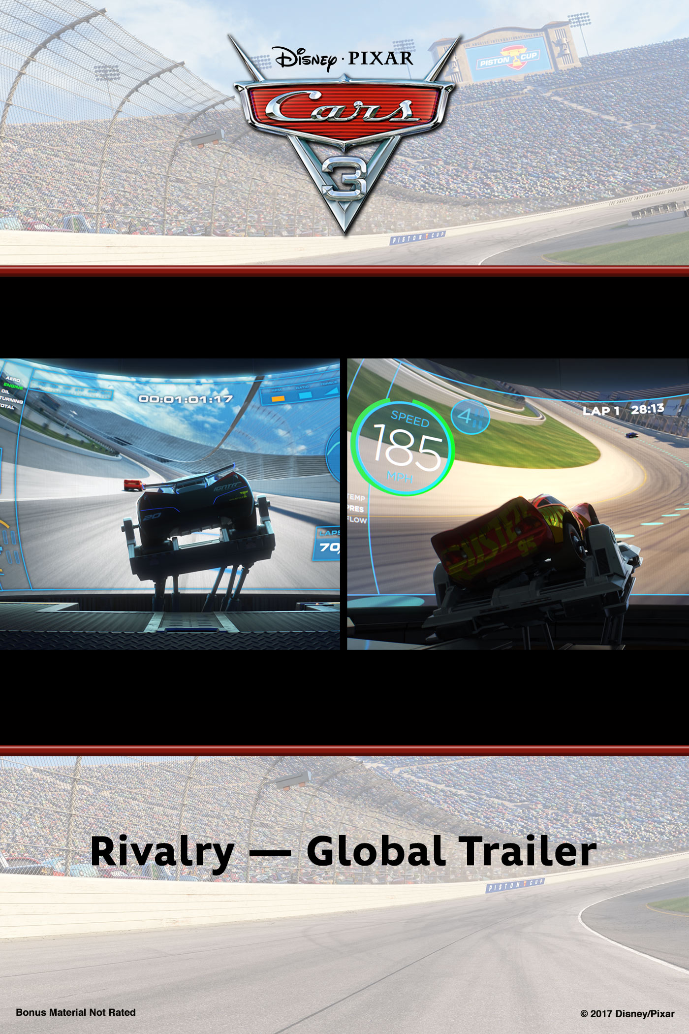 Rivalry Global Trailer