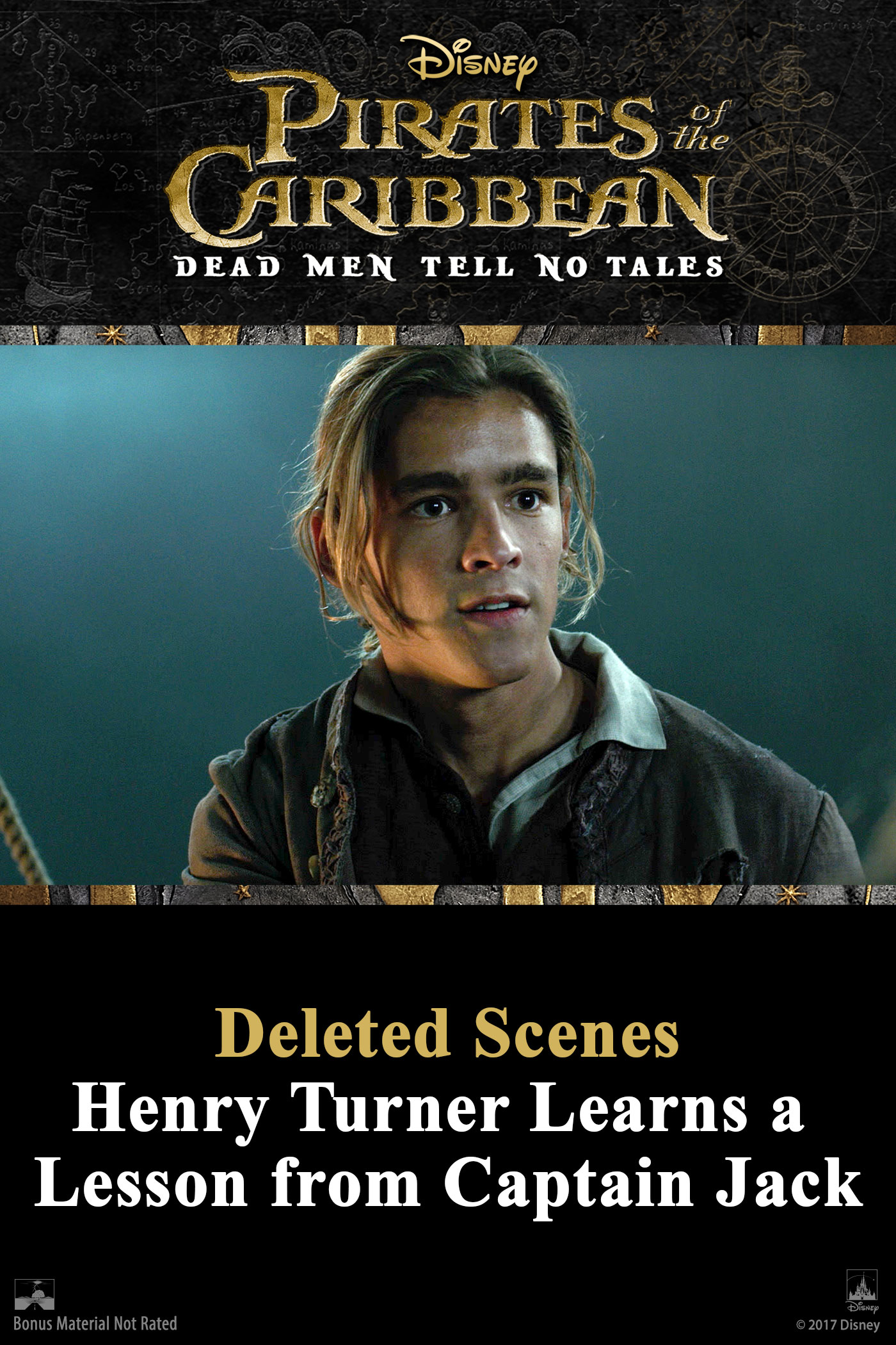Deleted Scene - Henry Turner Learns a Lesson from Captain Jack
