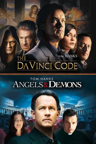 The DaVinci Code + Angels & Demon【HD Download】