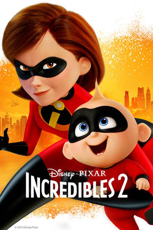 incredibles 2 buy rent or watch on fandangonow