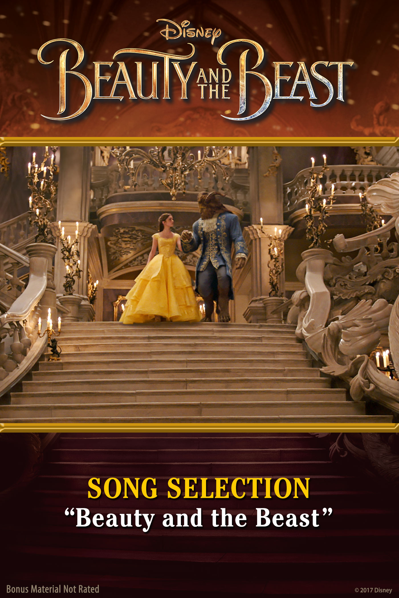 Song Selection - Beauty and the Beast